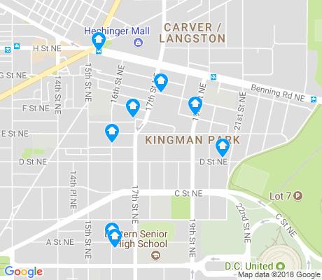 Kingman Park Dc Apartments