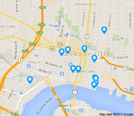 Lofts Downtown Jacksonville Fl