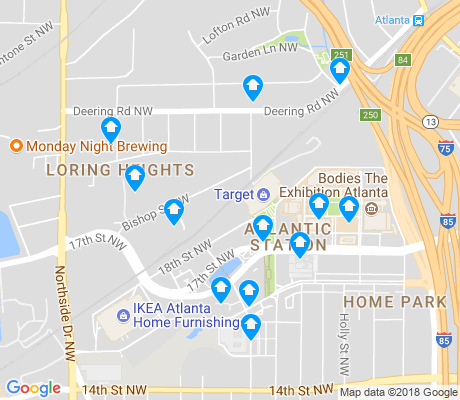 Atlantic Station Atlanta Apartments For Rent And Rentals