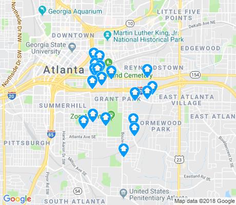Grant Park Atlanta Apartments For Rent And Rentals  Walk