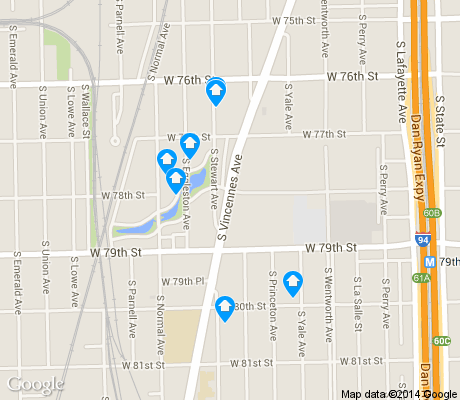 map of West Chatham apartments for rent