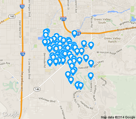 map of Westgate apartments for rent