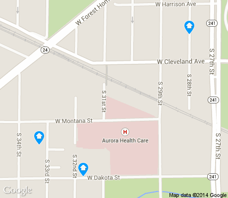 map of Layton Park apartments for rent