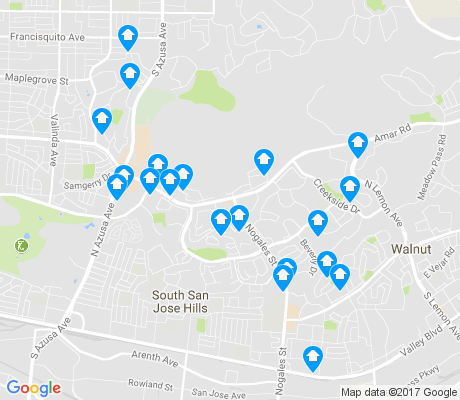 map of 91792 apartments for rent