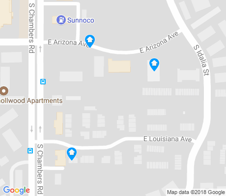 map of Rocky Ridge apartments for rent