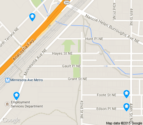 map of Mahaning Heights apartments for rent