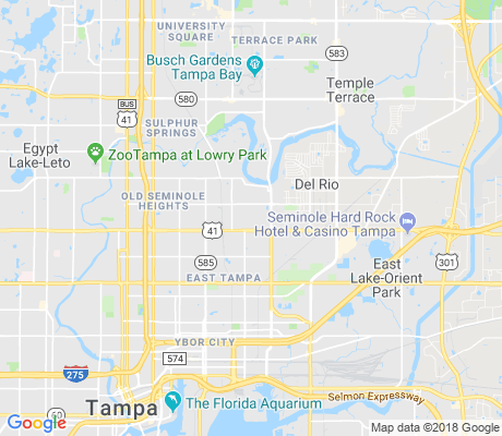 map of Live Oaks Square apartments for rent