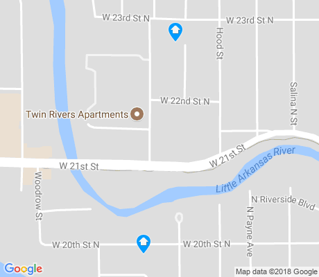 map of Benjamin Hills apartments for rent