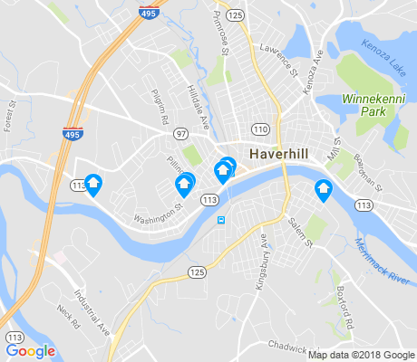 map of 01835 apartments for rent