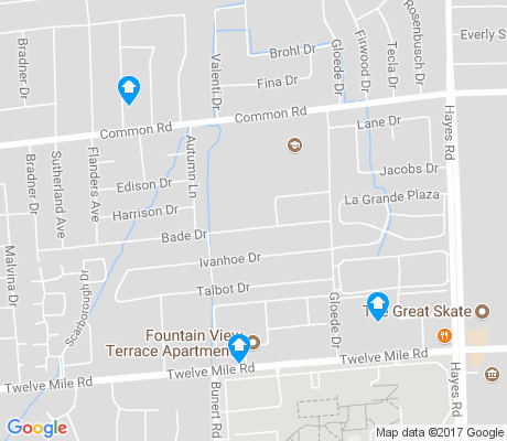 map of 48088 apartments for rent
