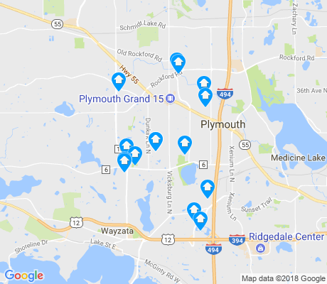 map of 55447 apartments for rent