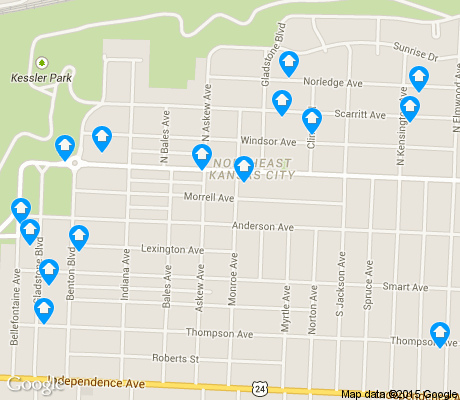 map of Sarritt Point apartments for rent