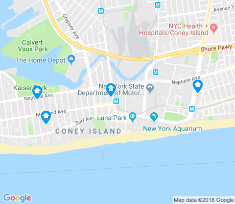 Coney Island Beach Rentals