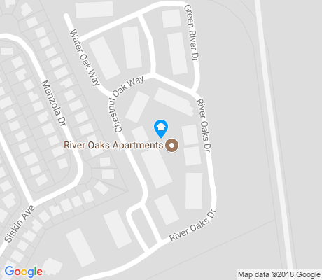 map of Scioto Trace apartments for rent