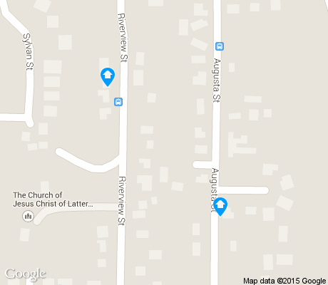 map of Laurel Hill Valley apartments for rent