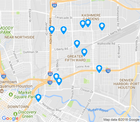 Greater Fifth Ward Houston Apartments For Rent And Rentals