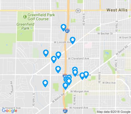 6516 west national avenue west allis wi walk score for Garden pool apartments west allis wi