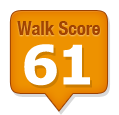 Walk Score of 86 Marsden Court Newmarket ON Canada