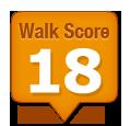 Walk Score of 9235 Jane Street Vaughan ON Canada