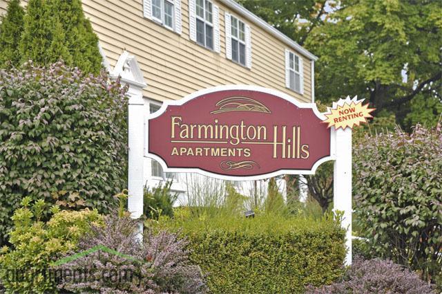 Farmington Hills New Britain Rent Apartments