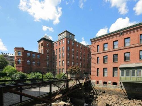 Baker Chocolate Factory Apartments Boston