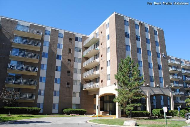 Rockside Park Towers Apartments Bedford Heights Oh