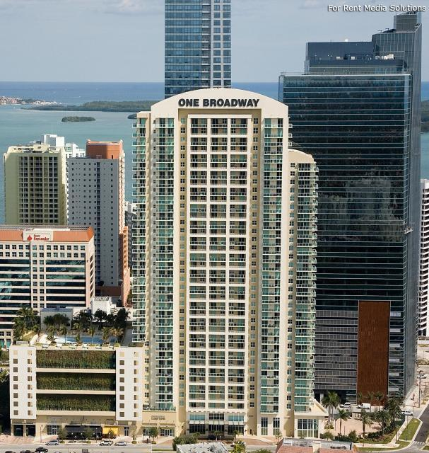 Apartments For Rent Miami: One Broadway Brickell Apartments, Miami FL