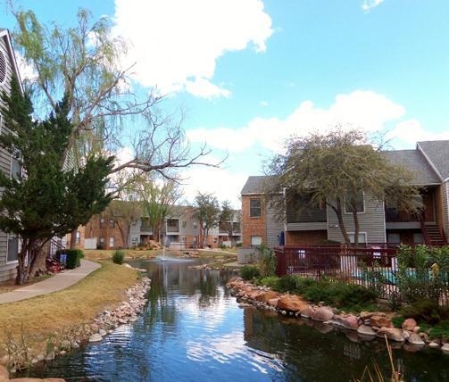Waterford Lakes Apartments, Midland TX