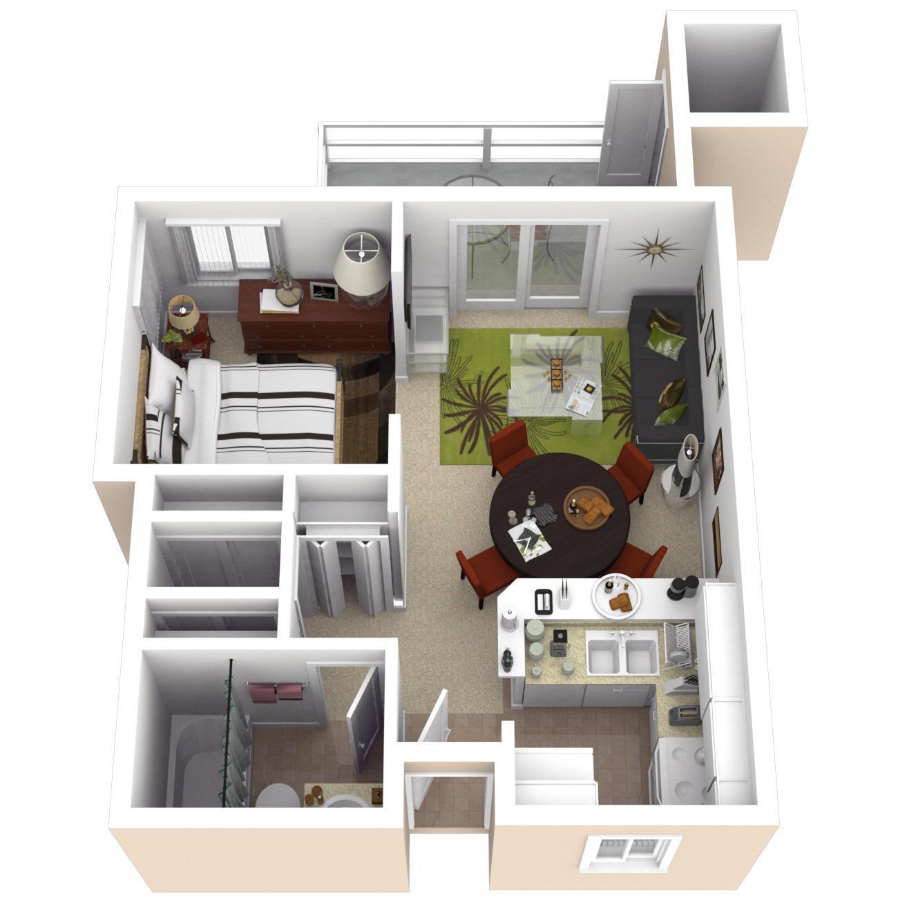 Costa Mesa Apartments For Rent: Camden Martinique, Costa Mesa CA