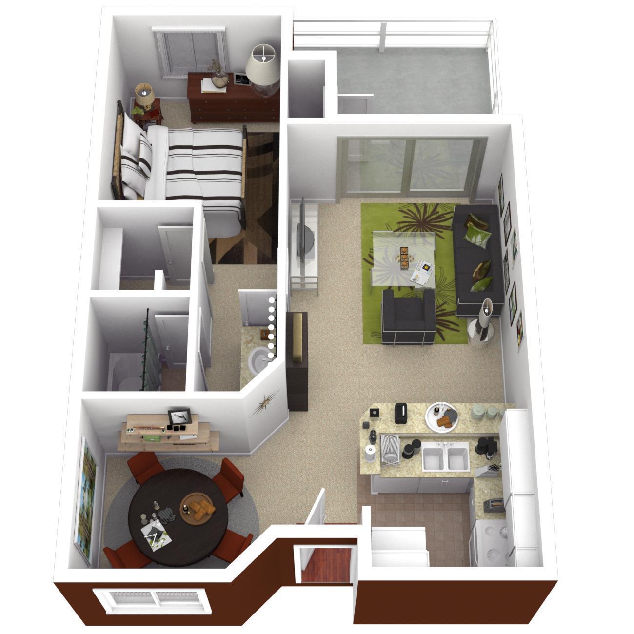 Apartments In Costa Mesa: Camden Martinique, Costa Mesa CA