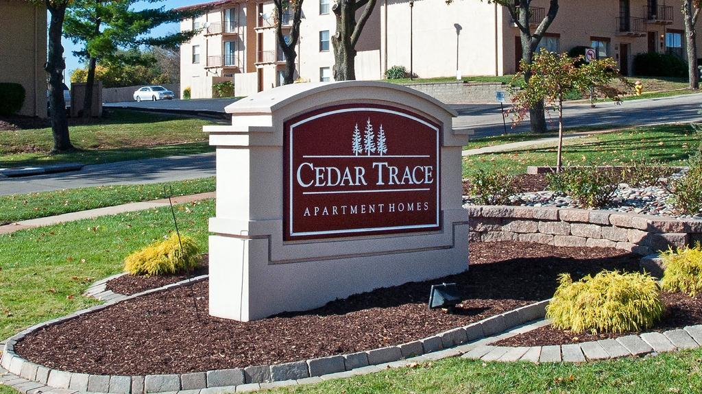 Cedar Trace Apartments St Louis