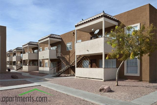 Desert Palms North Apartments North Las Vegas NV Walk Score