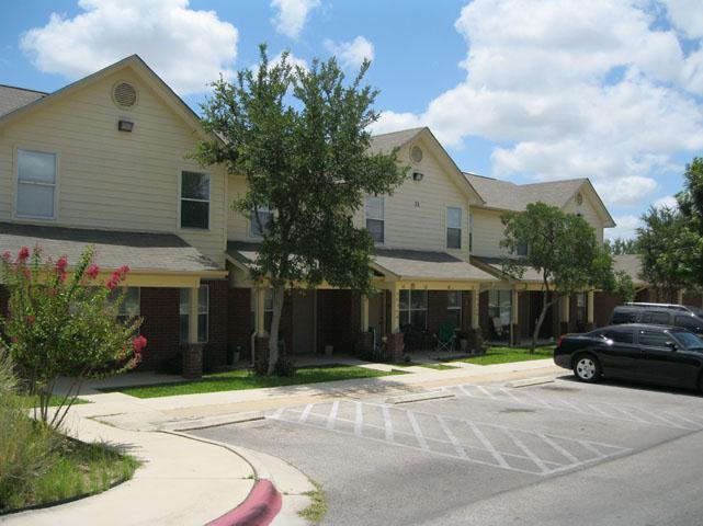 Asbury Place Townhomes Apartments San Marcos TX Walk Score