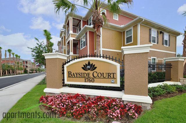 Bayside Court Apartments Largo Fl Walk Score