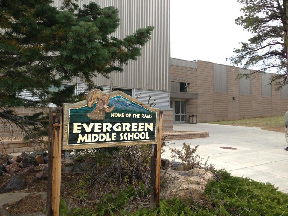 Evergreen Public School  |Evergreen School
