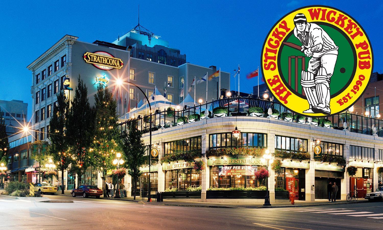Victoria (BC) Canada  city photos : ... Wicket Pub, Douglas Street, Victoria, BC, Canada in Downtown, Victoria