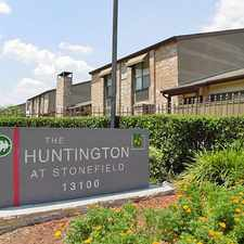 Rental info for Huntington at Stonefield
