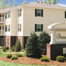 Rental info for Residences At Braemar