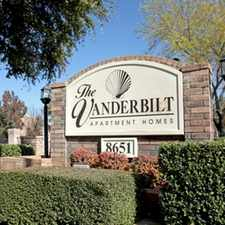 Rental info for The Place at Vanderibilt