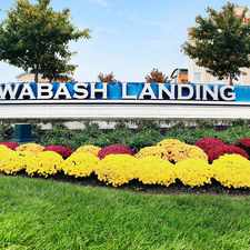 Rental info for Wabash Landing Apartments
