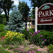 Rental info for Park Apartments