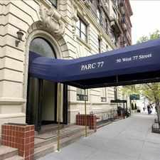 Rental info for Parc 77