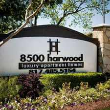 Rental info for 8500 Harwood Luxury Apartments