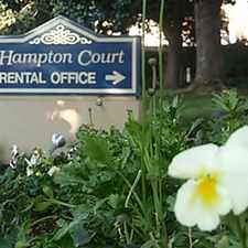 Rental info for Hampton Court