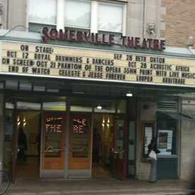 Photo of Somerville Theatre