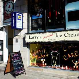 Photo of Larry's Ice Cream in Dupont Circle