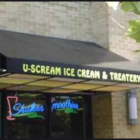 Photo of U-Scream Ice Cream & Treatery in U Street Corridor