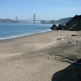 Photo of China Beach in Sea Cliff