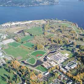 Photo of Warren G. Magnuson Park in Sand Point