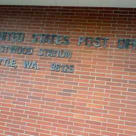 Photo of US Post Office in Roxhill
